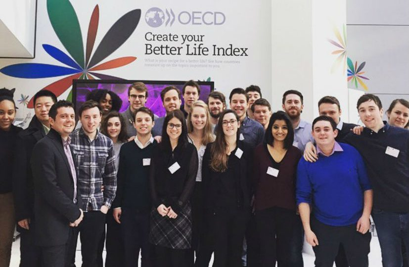 Living Case ISC Paris à L'OCDE